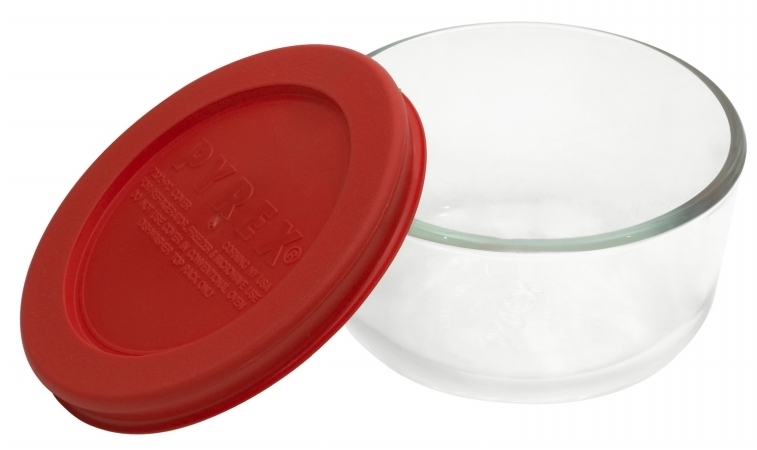 World Kitchen Round Storage Container With Lid 1070791 - Pack of 6 596d39382a00e402301f9a7a