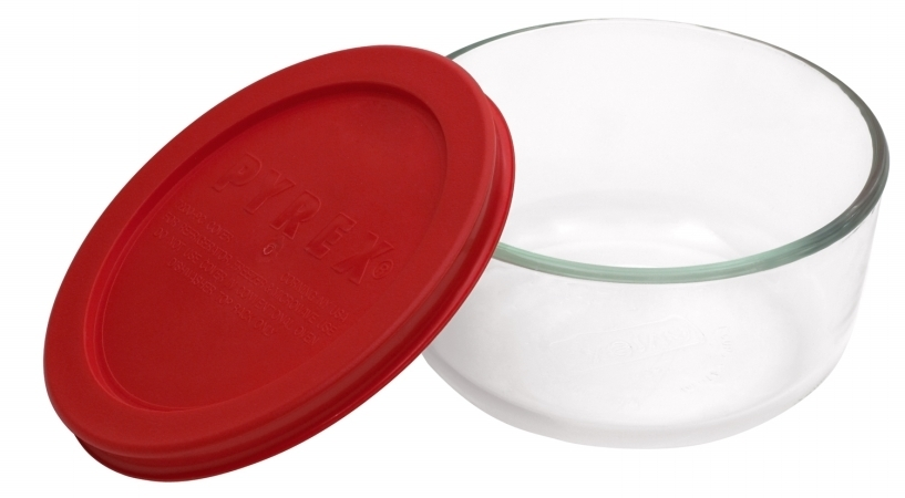 World Kitchen Round Storage Container With Lid 1069619 - Pack of 6 596d39432a00e4022b278c11