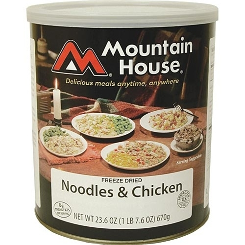 Mountain House 290131 Noodles and Chicken - 10 Can 596e237f2a00e45920200a80
