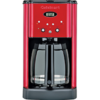 Cuisinart-Waring Dcc1200Mr Coffeemaker 12 Cup Red 596e4b972a00e46c21425dd1