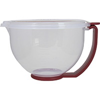 Robinson Home Products Bowl Batter/Mix W/Lid 10 Cup 53827 596e4c4c2a00e45bd646a656
