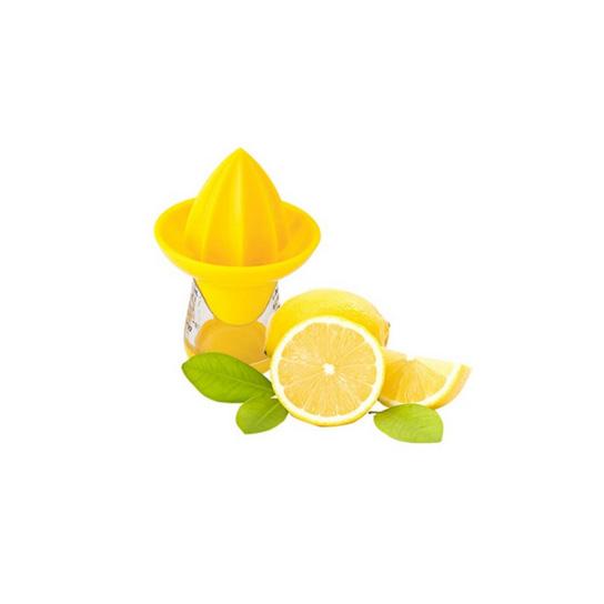 Kikkerland Silicone Lemon Squeezer Citrus Presser Lime Juicer Home Gadget Tool