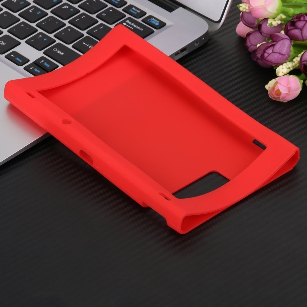 Protective Silicone Rubber Host Case Cover Skin for Nintendo Switch - Red 59932d9a0bda7135334926a1