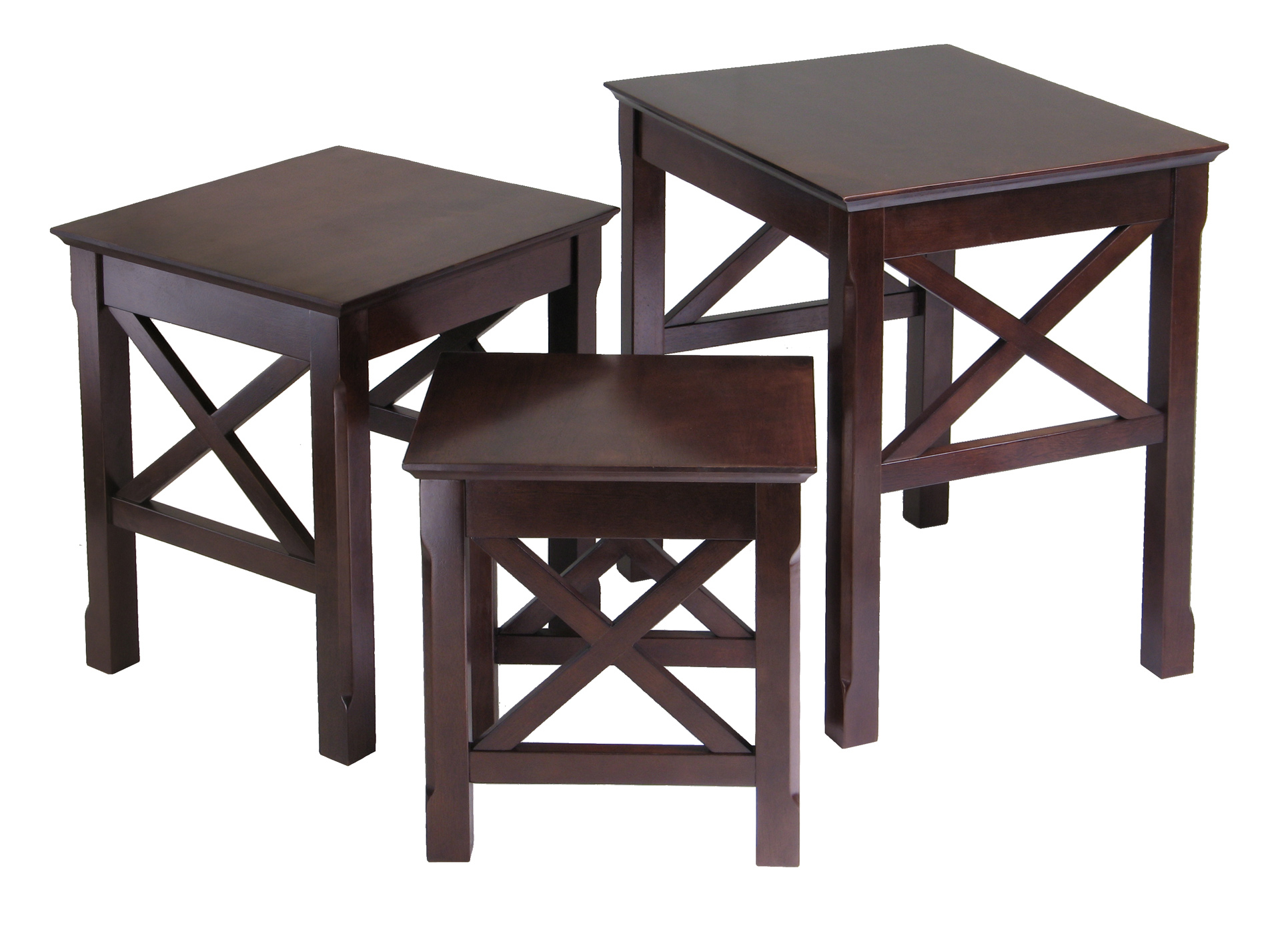 Winsome Decor Accent Xola Nesting Table