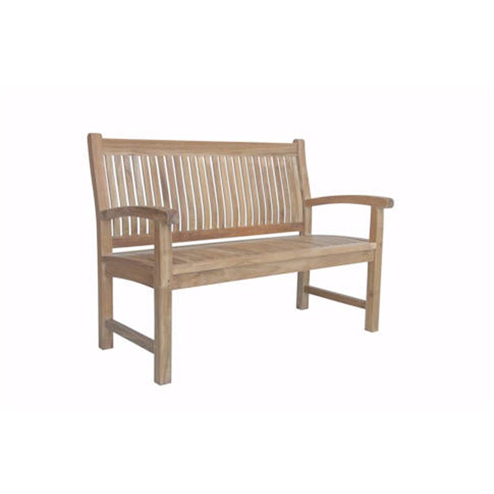 Andersonteak Outdoor Living Furniture Sahara 2-seater Bench