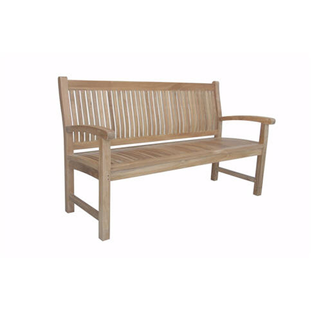 Andersonteak Outdoor Living Furniture Sahara 3-seater Bench