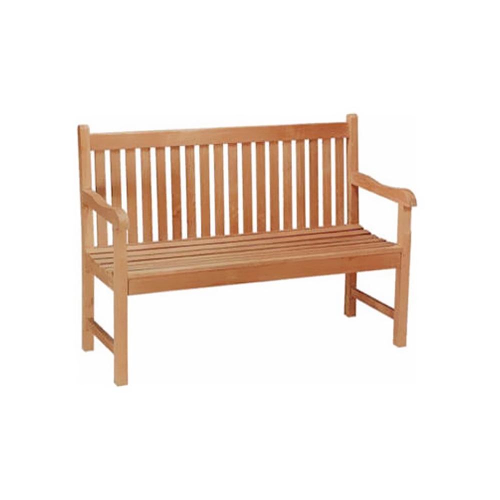 Andersonteak Outdoor Living Furniture Classic 2-seater Bench
