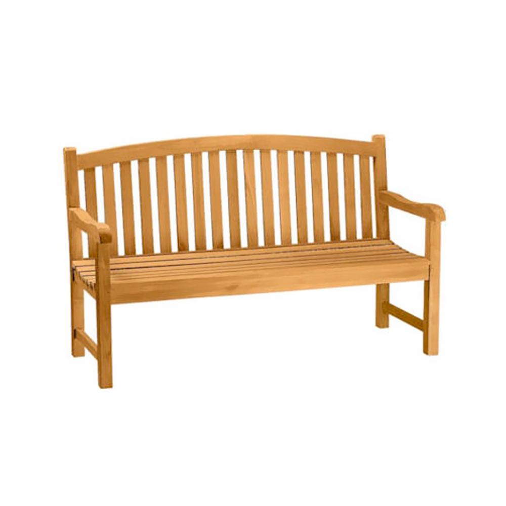 Andersonteak Outdoor Living Furniture Chelsea 3-seater Bench