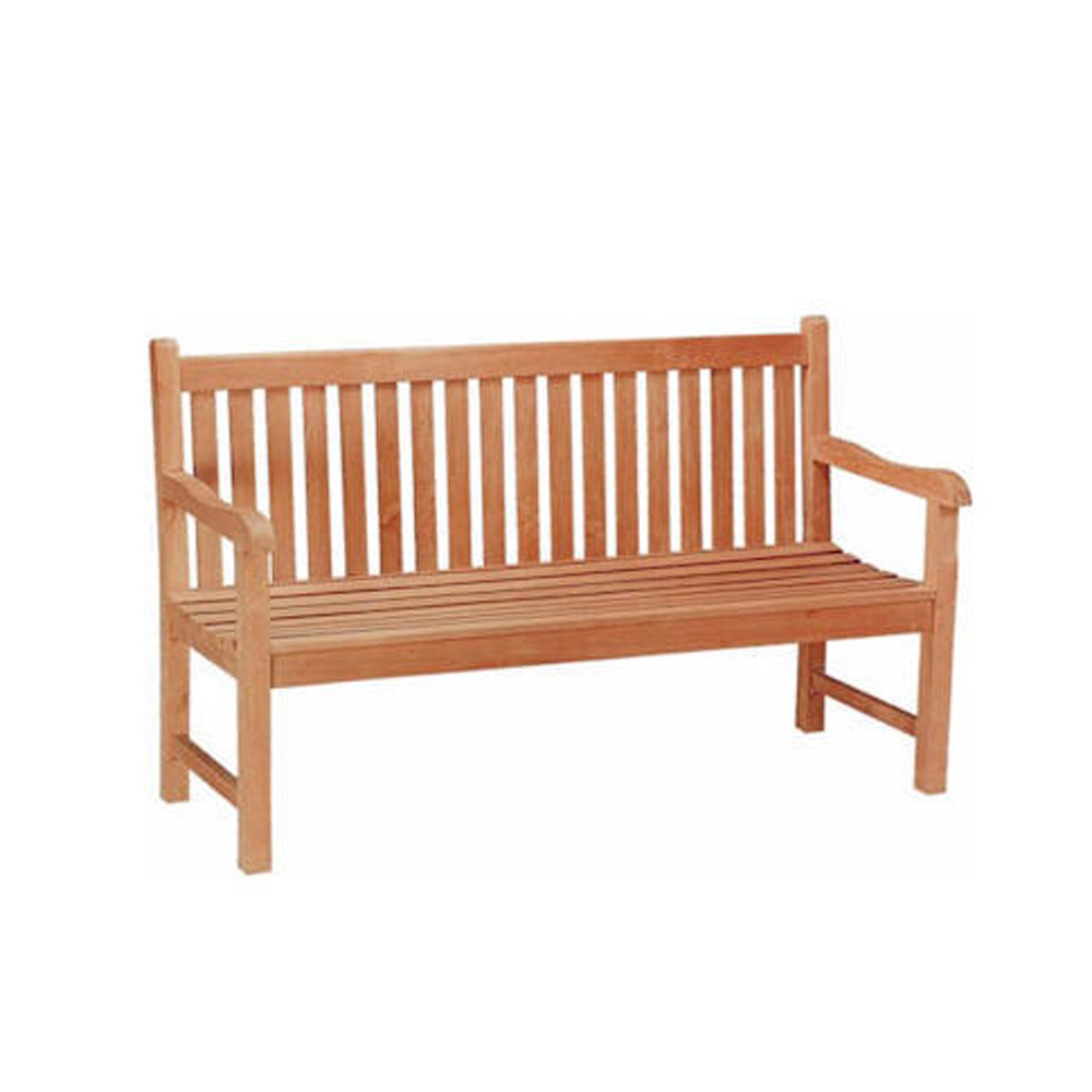 Andersonteak Outdoor Living Furniture Classic 3-seater Bench