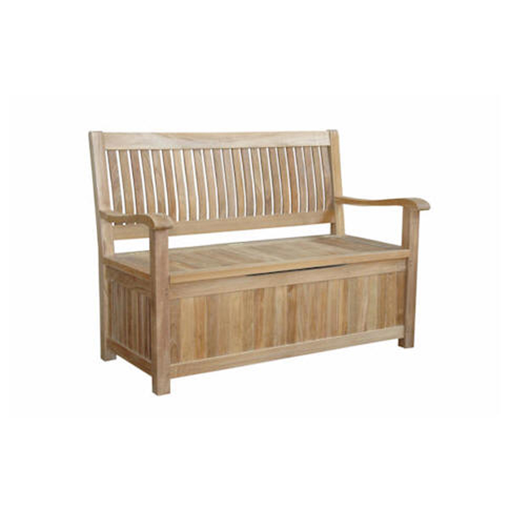 Andersonteak Outdoor Living Furniture Del-amo Storage Bench