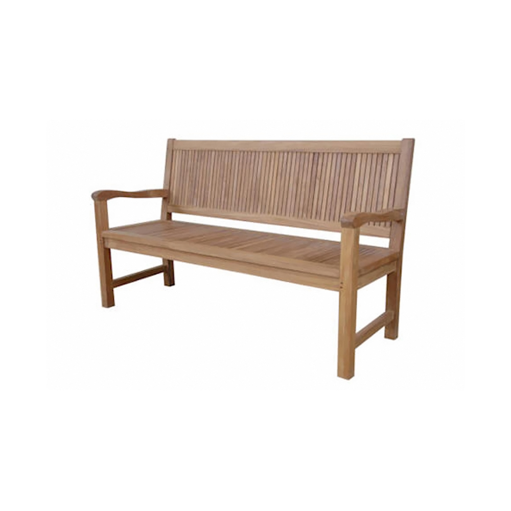 Andersonteak Outdoor Living Furniture Chester 3-seater Bench