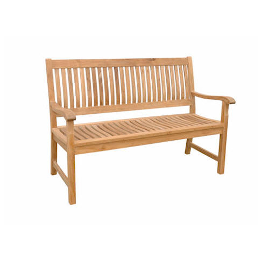 Andersonteak Outdoor Living Furniture Del-amo 3-seater Bench