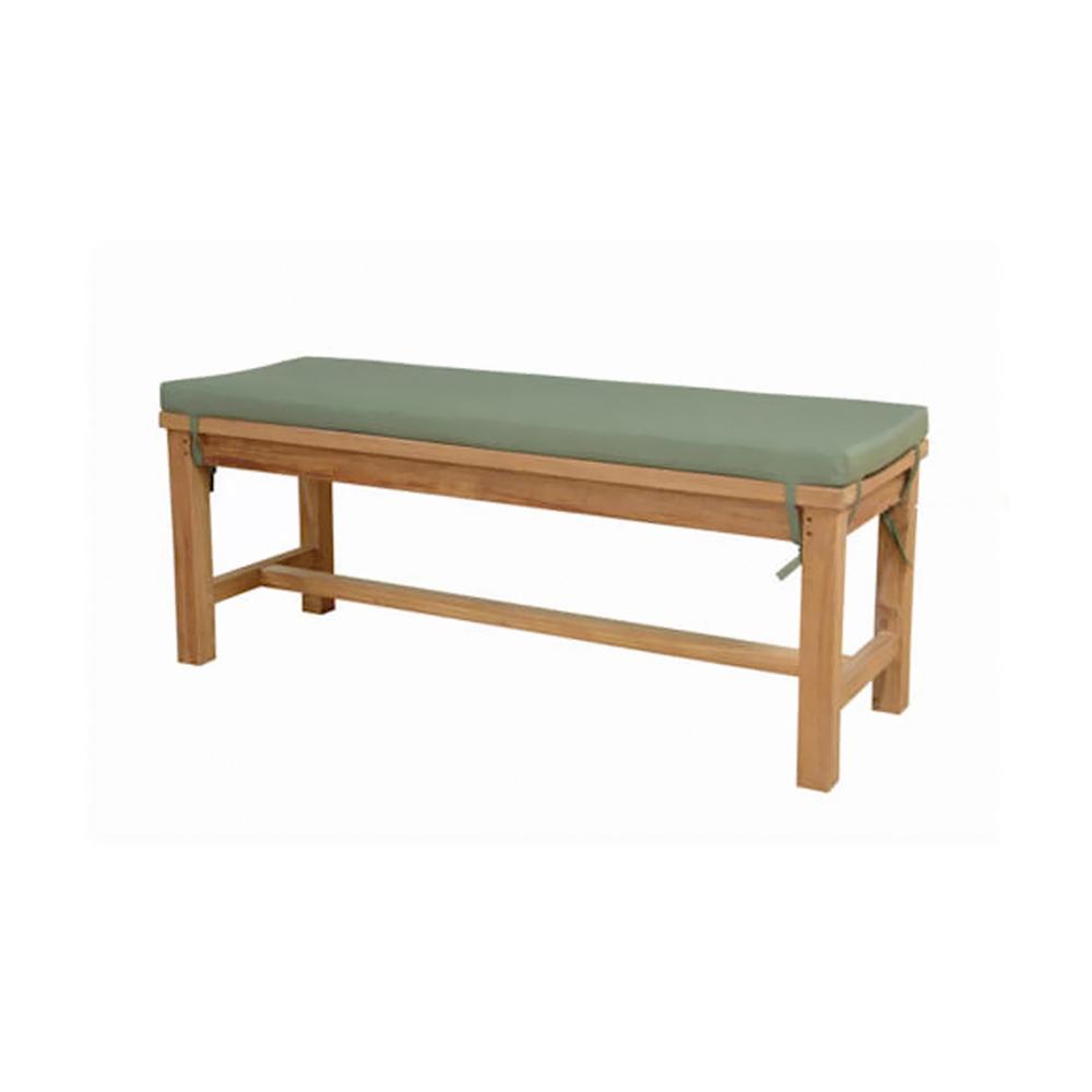 "Andersonteak Outdoor Living Furniture Madison 48\"" Backless Bench"