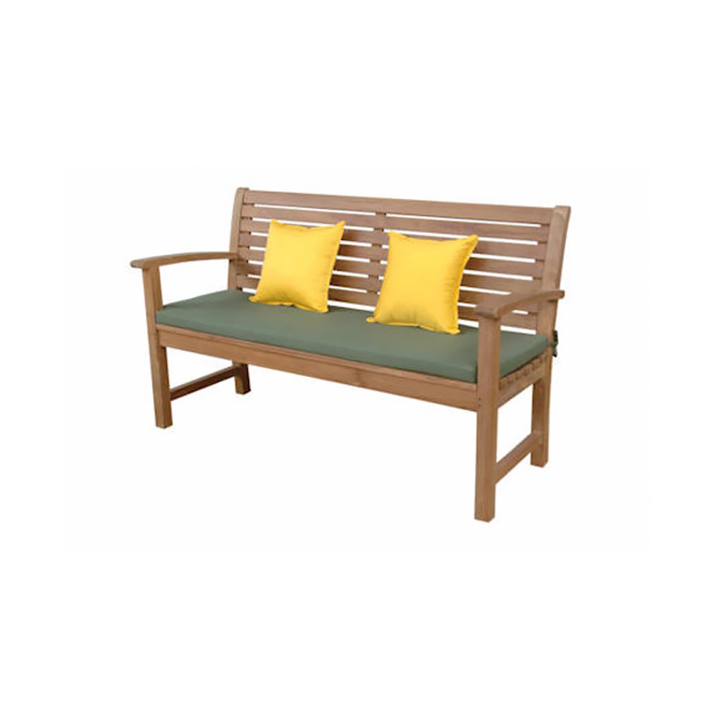 Andersonteak Outdoor Living Furniture Victoria 3-seater Bench
