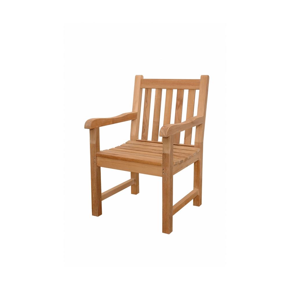 Andersonteak Outdoor Living Furniture Classic Dining Armchair