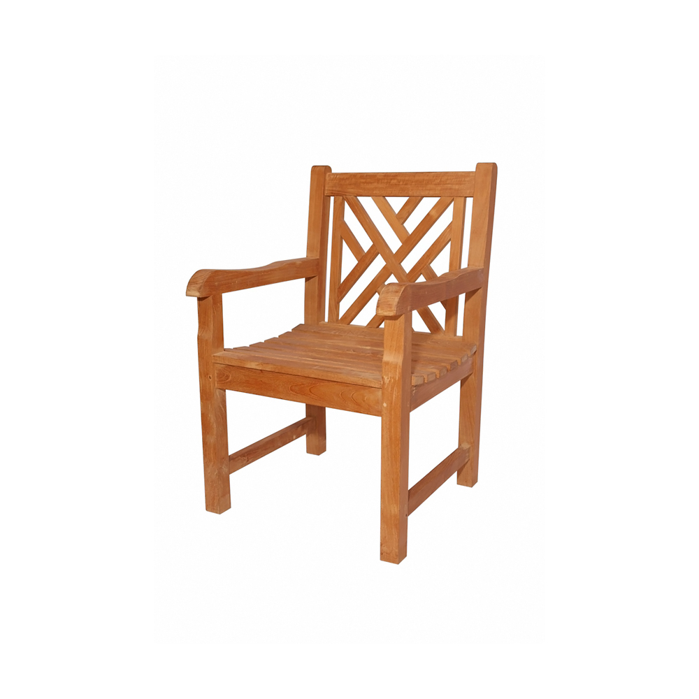 Andersonteak Outdoor Living Furniture Vilano Dining Armchair