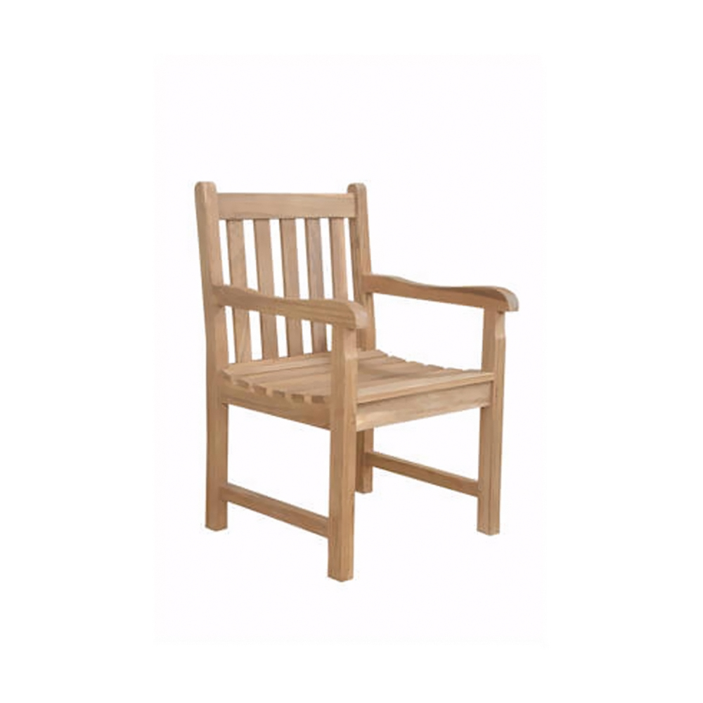 Andersonteak Outdoor Living Furniture Braxton Dining Armchair