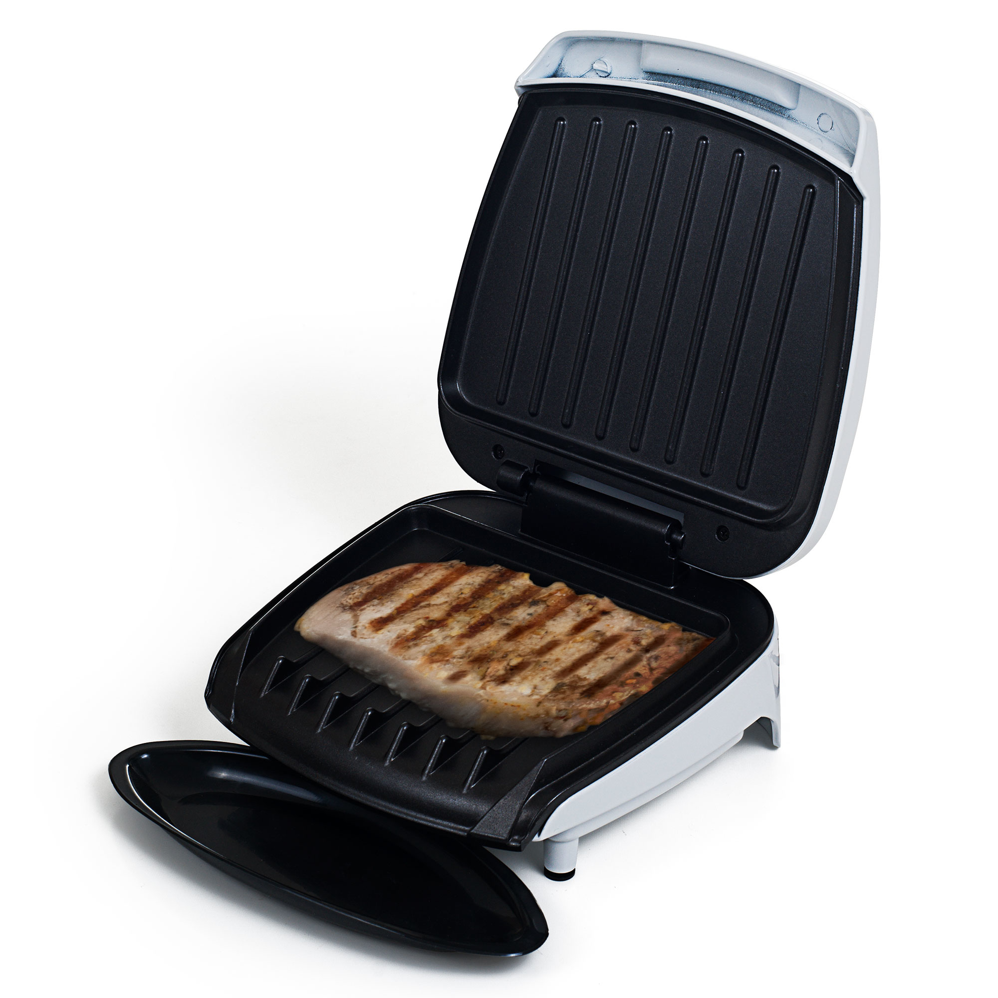 Electric Non-Stick Grill for Low Fat Diet