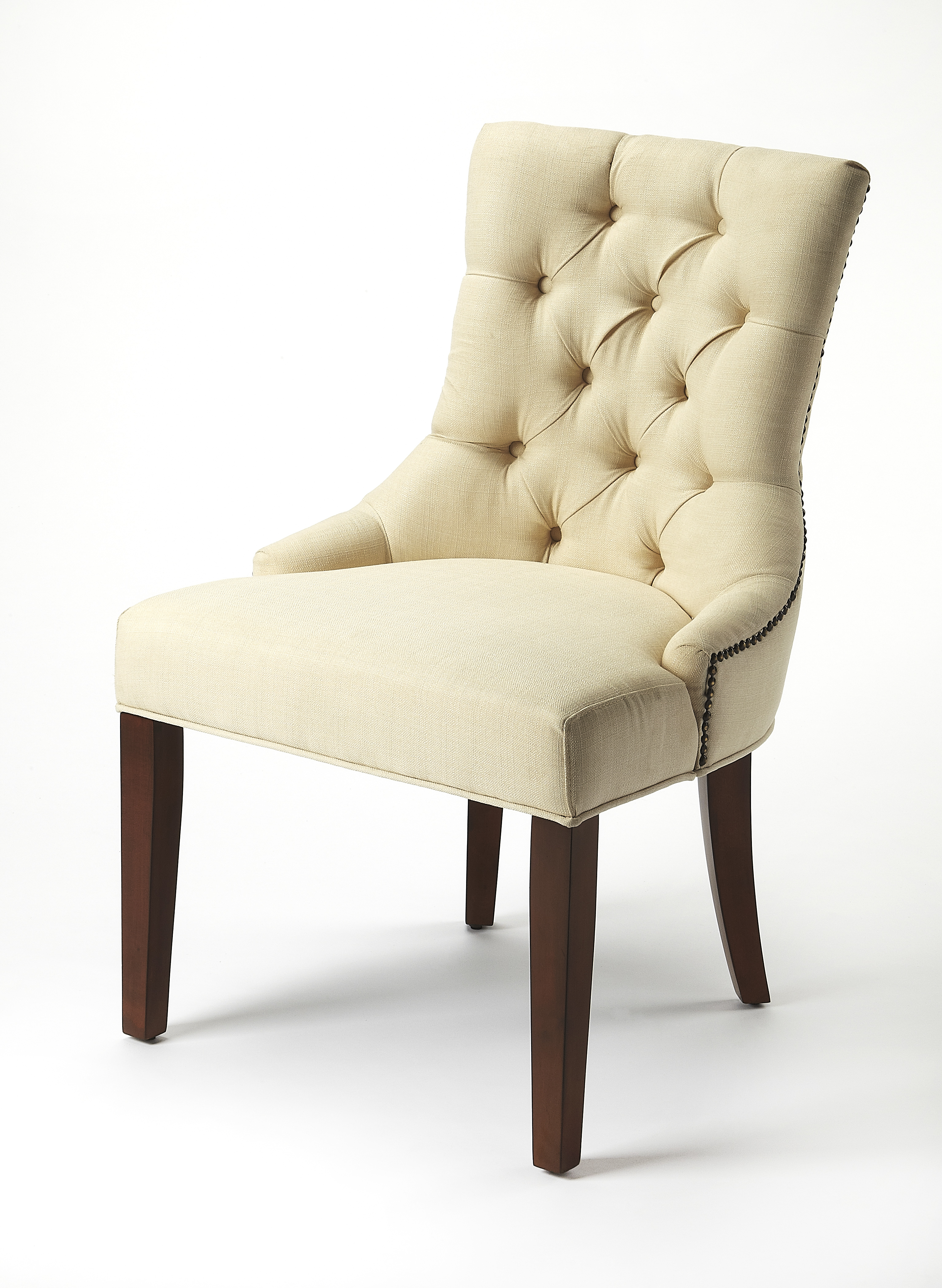 Butler Mauricette Plantation Cherry Accent Chair