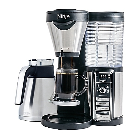 EMG Cfo86 Euro Pro Ninja Coffee Bar Brewer Stainless Steel Thermal Carafe 59f0e14e2a00e41fea7f40d0