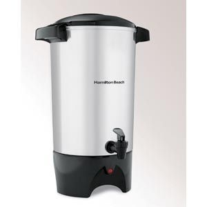 Hamilton Beach 42-Cup Coffee Urn - 40515 59f104462a00e43303529814