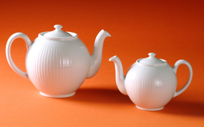 Pillivuyt 334250Bx Plisse Teapot - Single Serve - 2 C. 59f1f2f1e224613aac6adcd7