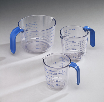 Arrow Plastics 031 2.5 Capacity Measuring Cup - 59f21edb2a00e4043c3f5cf0
