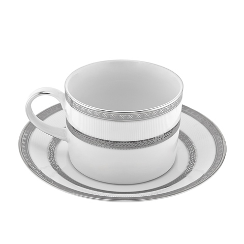 Ten Strawberry Street Sophia - 6 Oz Can Cup And Saucer - Set Of 6 59f22986e22461498600a0b6