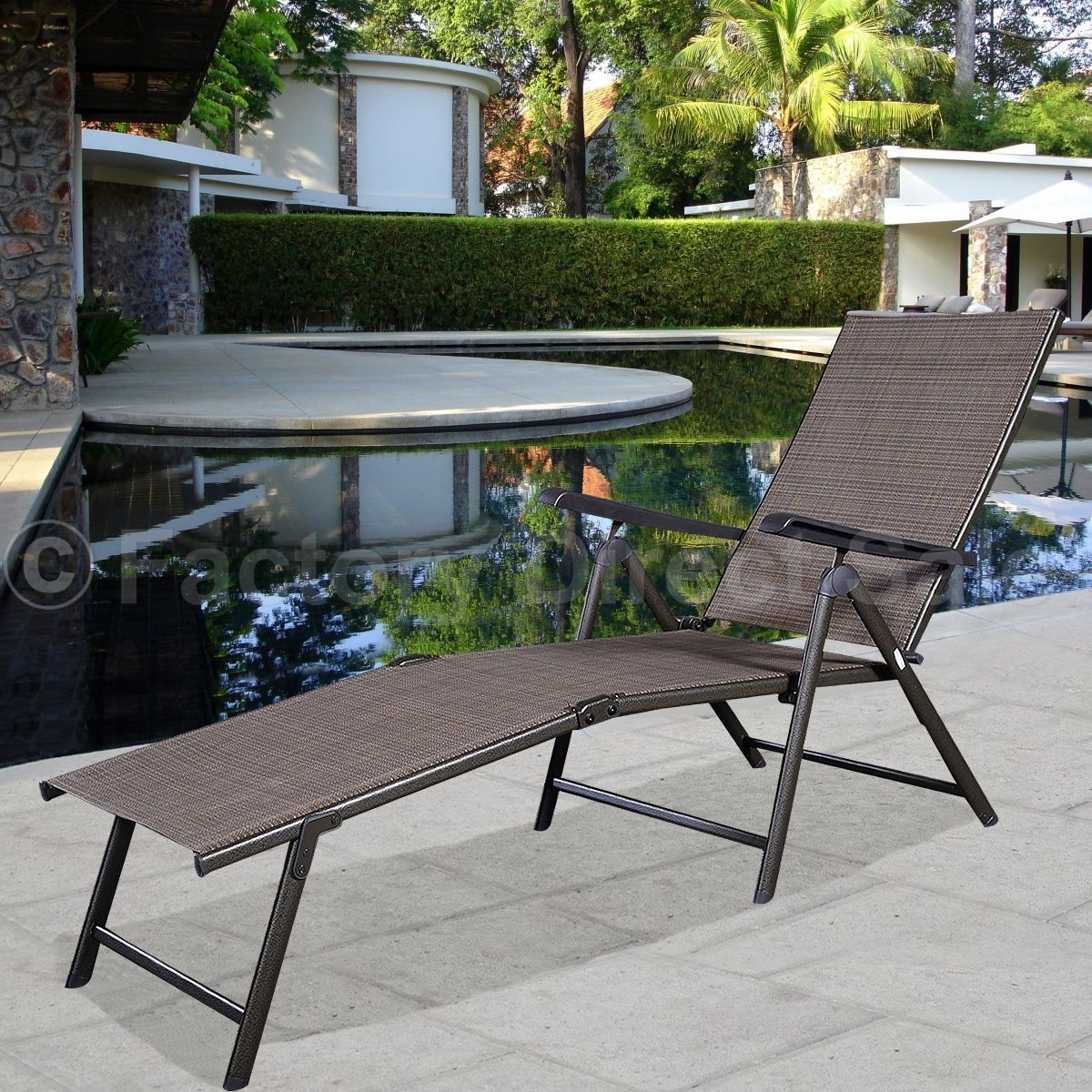Pool Chaise Lounge Chair Recliner Outdoor Patio Furniture Adjustable New 59f3f511c98fc4114900d3cf