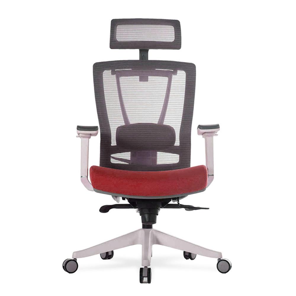 Autonomous Ergochair Premium Ergonomic Office Chair, Red