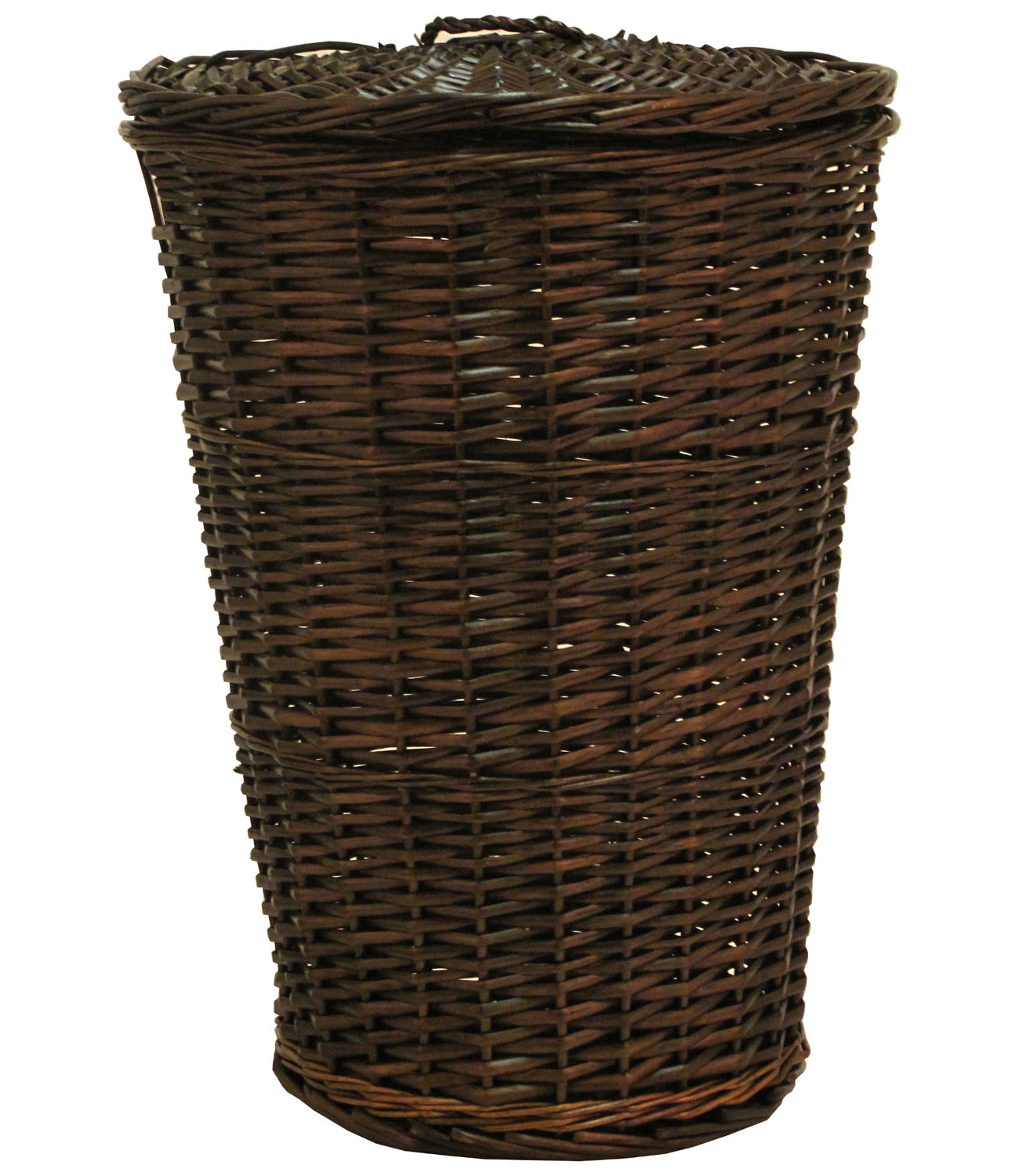 Redmon Home Round Willow Hamper 59f98c222a00e45a7237ce96