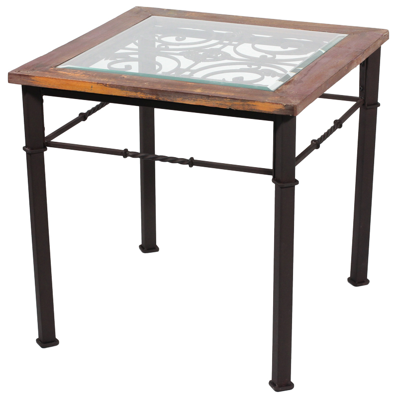 Charming and Chic Wood Coffee Table 58995402c98fc433fb5884ac