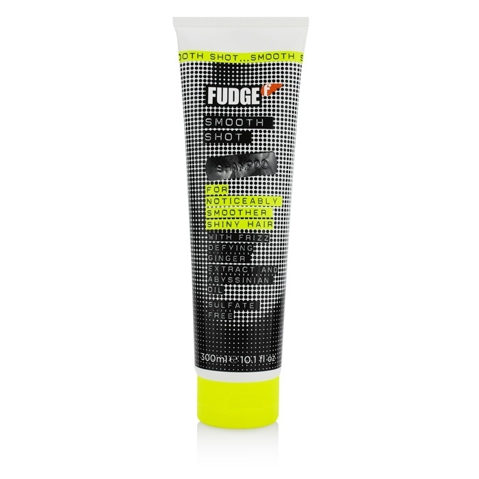 Fudge – Smooth Shot Shampoo (For Noticeably Smoother Shiny Hair)