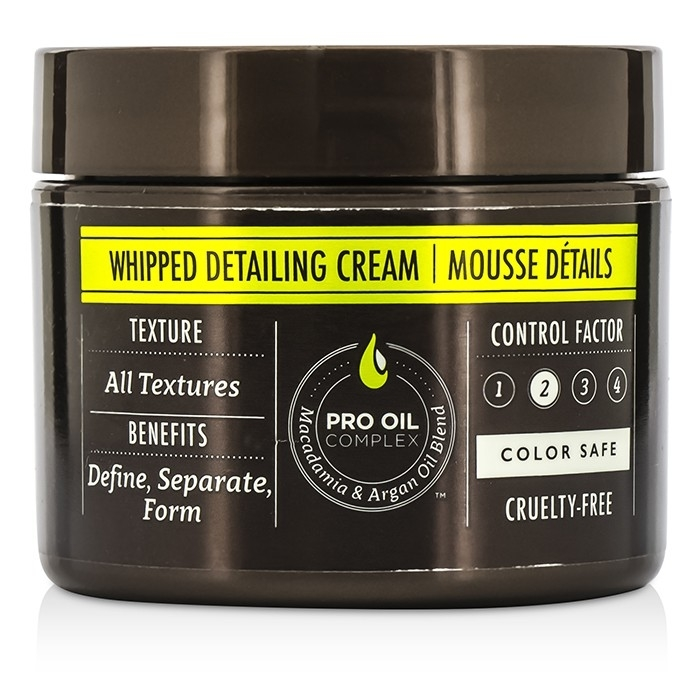 Macadamia Natural Oil – Professional Whipped Detailing Cream