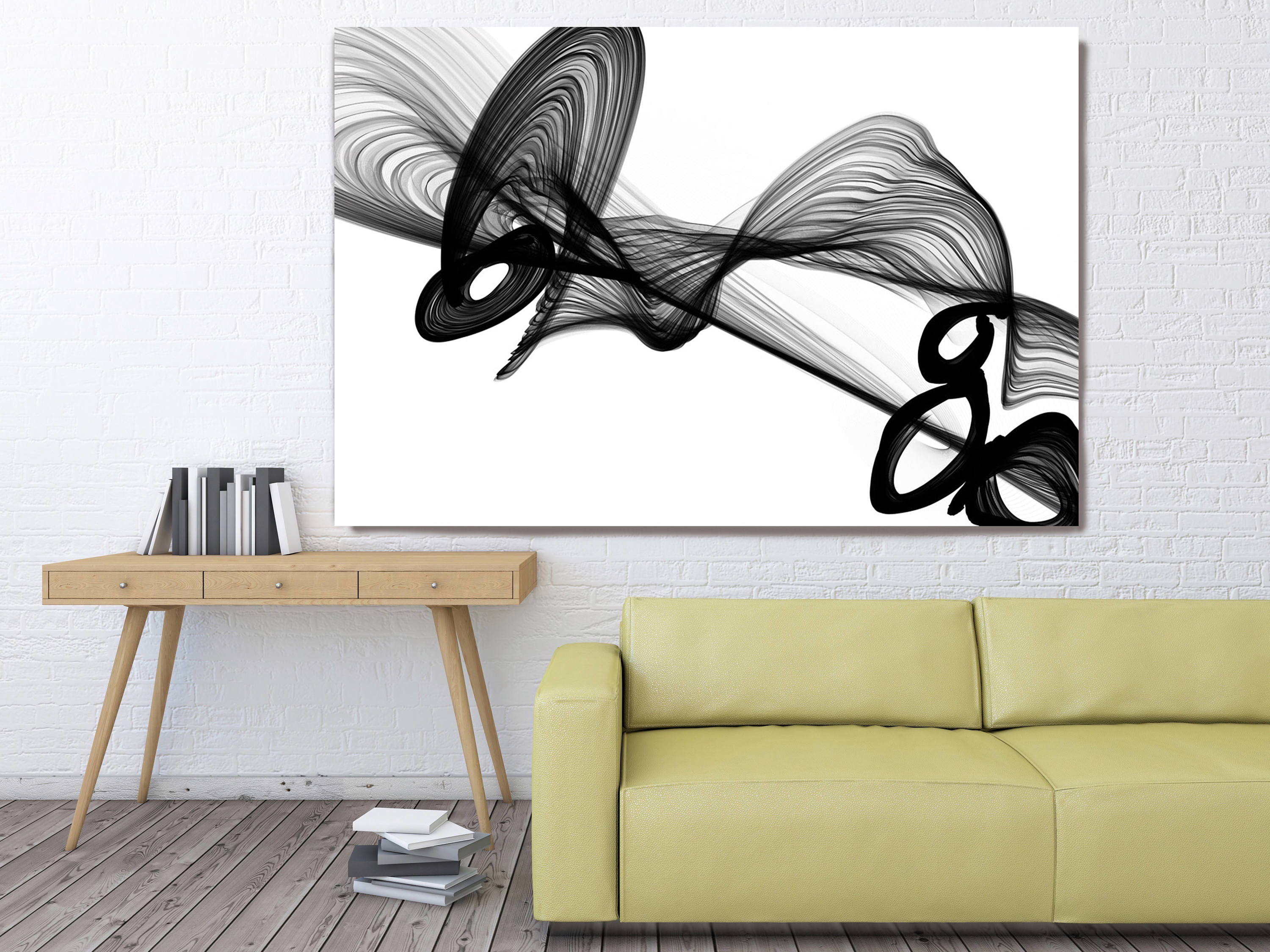 Irena Orlove Ideas Abstract Painting Print Wrapped Canvas Irena Orlov Full