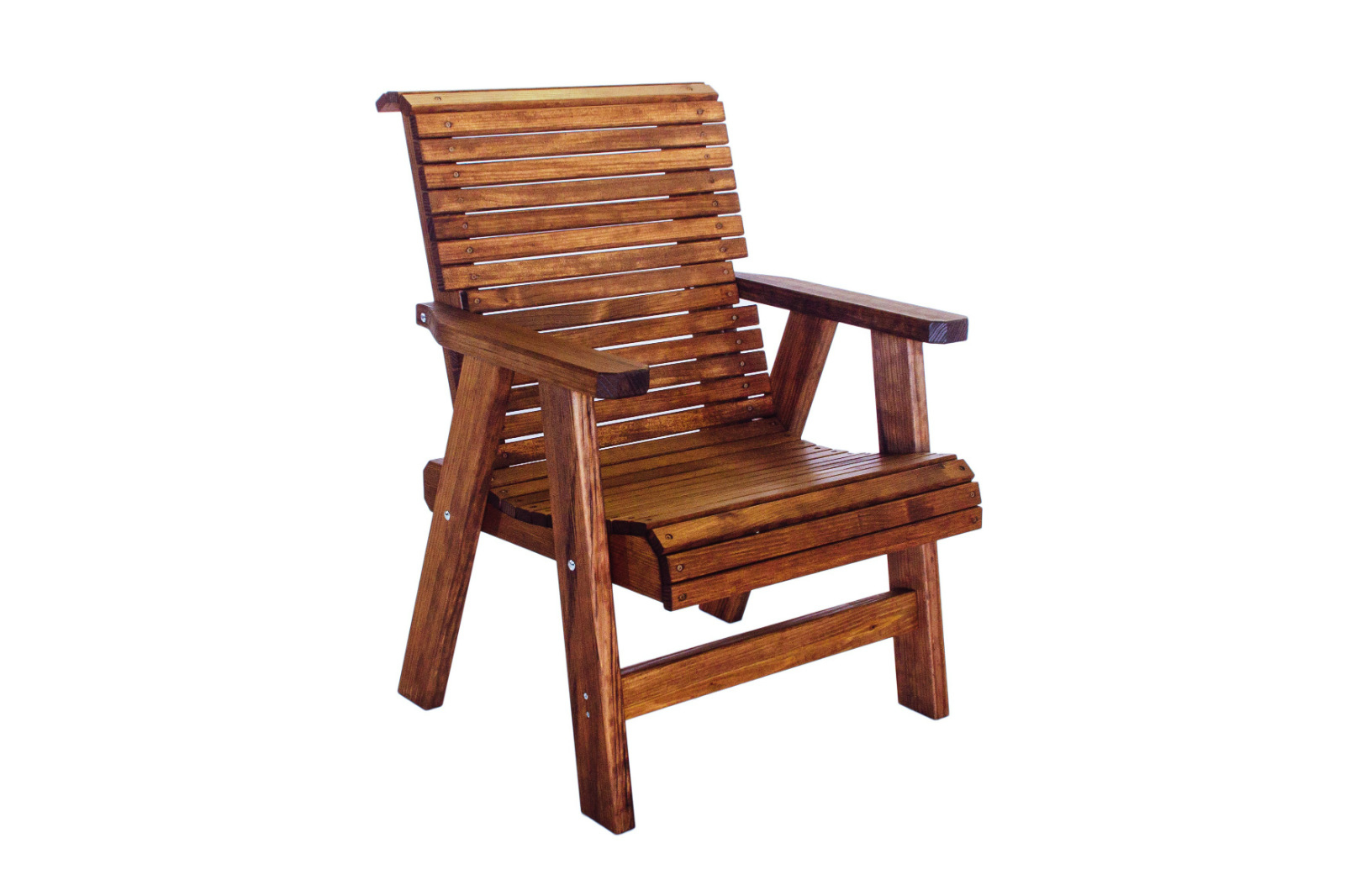 Quality Lowback Outdoor Patio Chair