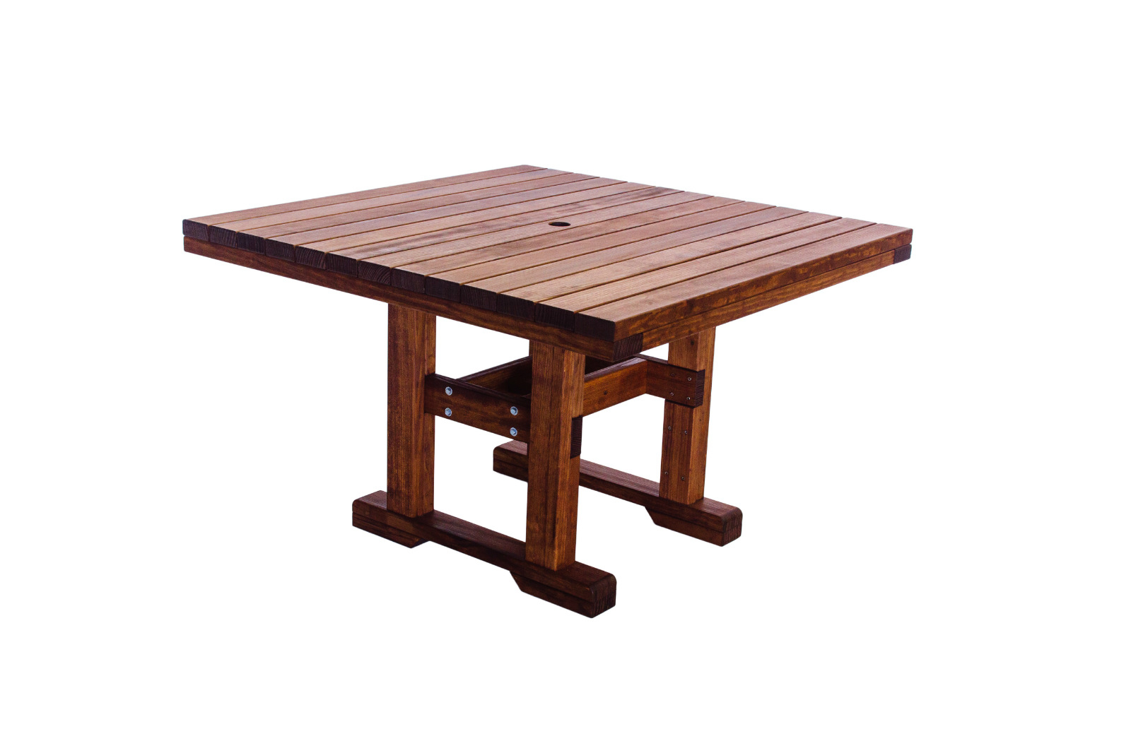 Quality Outdoor Dining Patio Square Table