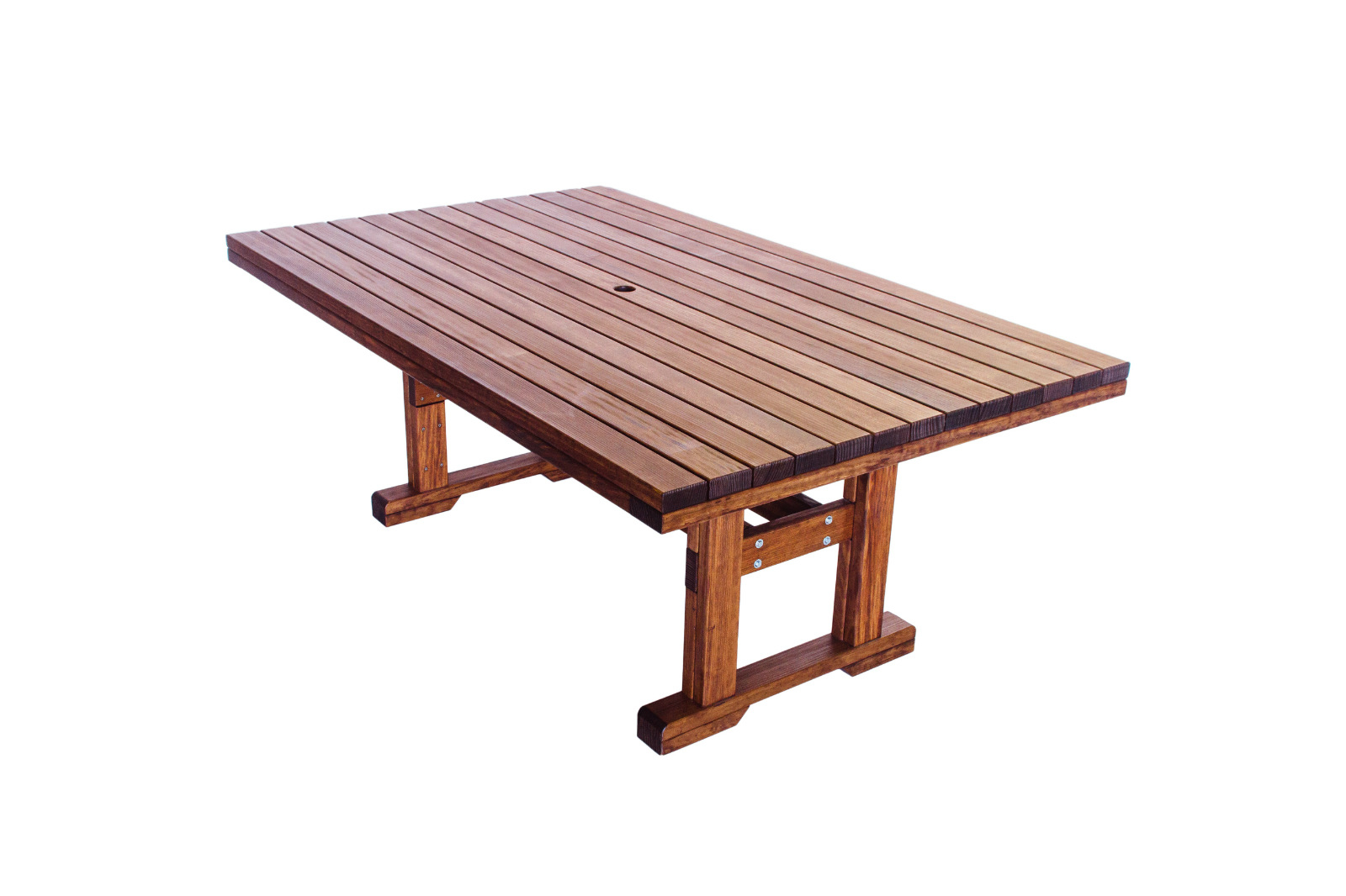 Quality Outdoor Dining Patio Rectangle Table