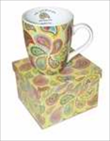 Divinity Boutique 60921 Mug Paisley Numbers 6 24 5a39d68be224610a8e055203