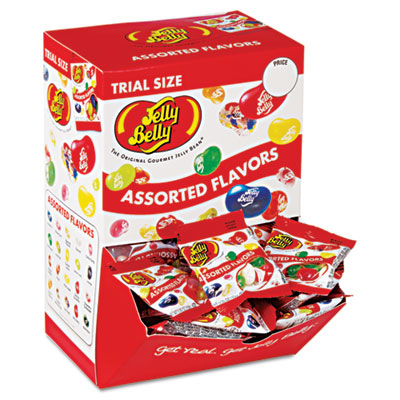 Jelly Belly 72512 Jelly Beans Assorted Flavors Dispenser Box 5a3bee0fe224615ab95ec726