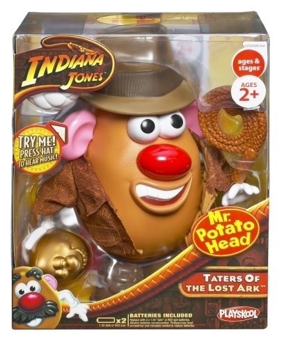 Mr. Potato Head Indiana Jones Taters of the Lost Ark 52694a13b1f9647f23000a63