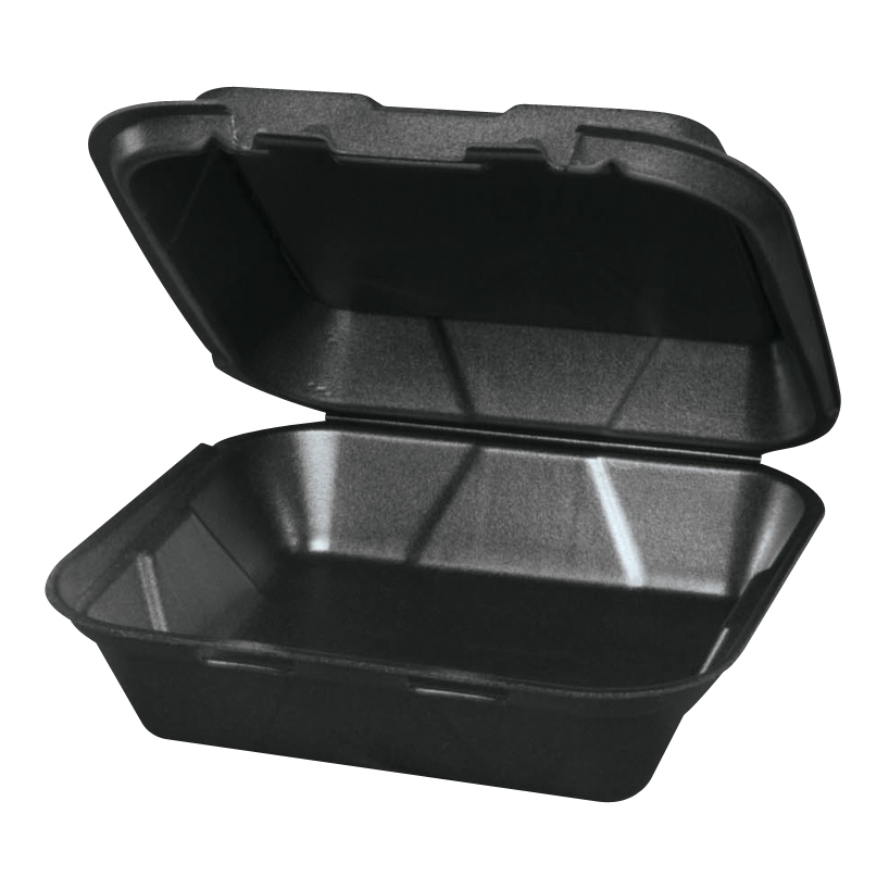 Genpak GNP Sn200 Foam Hinged Lid Carryout Container Large 5a3c04022a00e431165efad9
