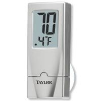 Taylor Precision Products Thermometer Digital W/Suction 1508 5a3c7f71e2246117b42648b5