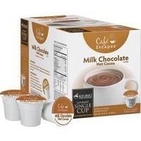 M. Block & Sons Milk Choco Hot Cocoa K-Cup 801 Pack Of 10 5a3c7f782a00e46acd59d74f