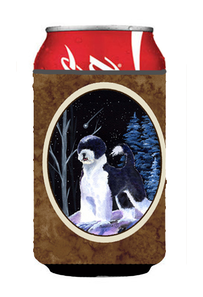 Carolines Treasures Ss8399Cc Starry Night Portuguese Water Dog Can Or bottle sleeve Hugger - 12 oz. 5a3d28952a00e44f85236514