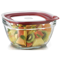 Rubbermaid 2856007 Container Food Storage Glass - 11.5 Cup 5a3d42f92a00e45b08747291