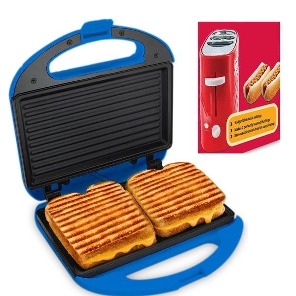 Smart Planet Occ2Dr Snoopy Grilled Cheese & Hot Dog Set 5a3d5a95e2246110460104b2