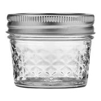 Ball Quilted Jelly Canning Jar 4 Oz. 5a3d6dd82a00e46e09020a64