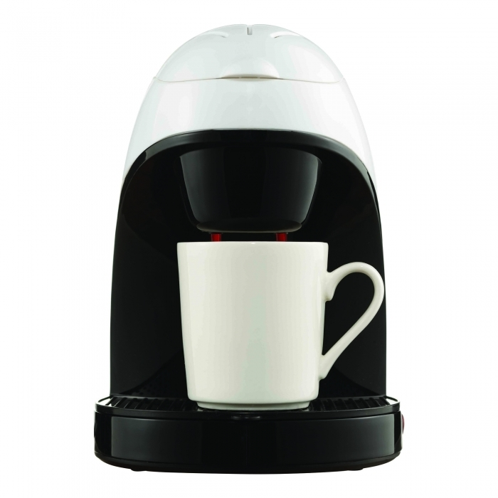 Brentwood Ts112W Single Cup Coffee Maker - White 5a404aafe224613d2d47b78d