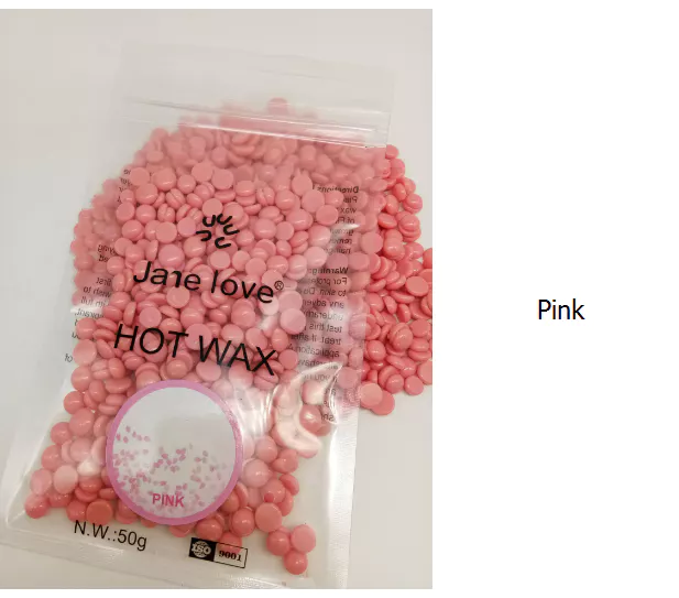 Hot Sale Hard Wax Removal Bean - Pink 5a56db8a19a95431096176d9